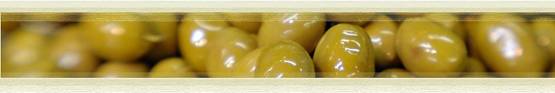 Greek Foods - Greek Olives